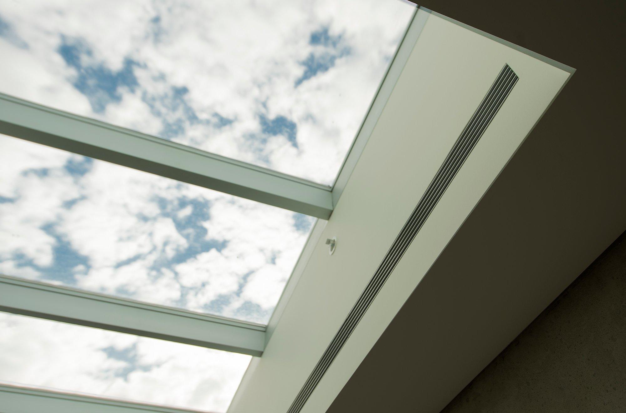 View of skylight