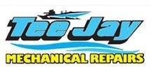 tee jay mechanical repairs business logo