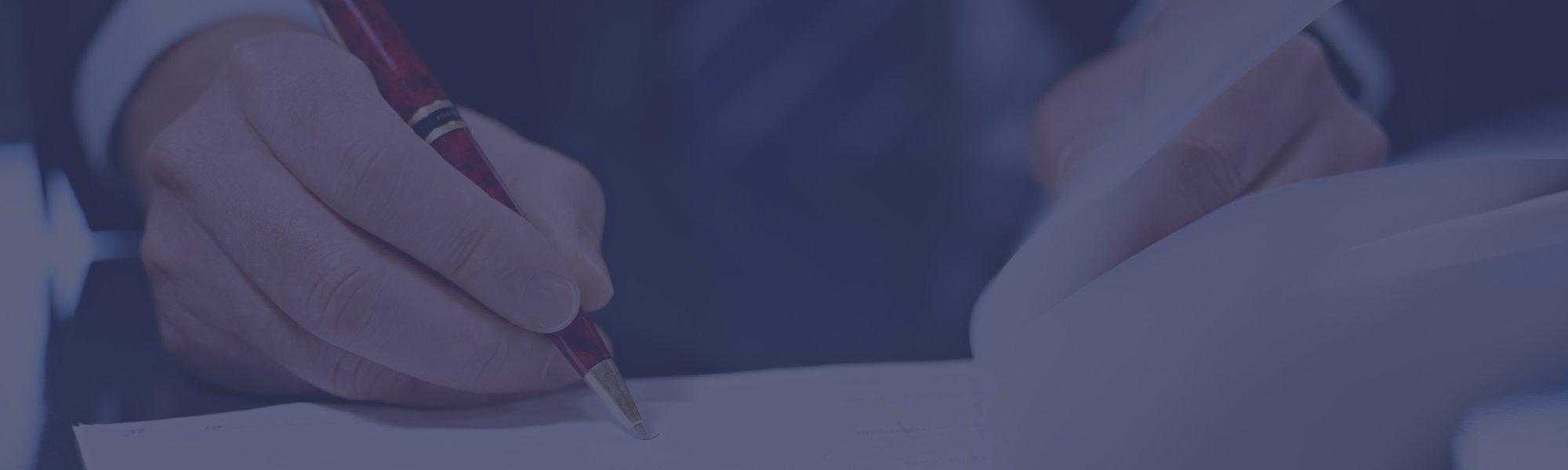 persona scrive