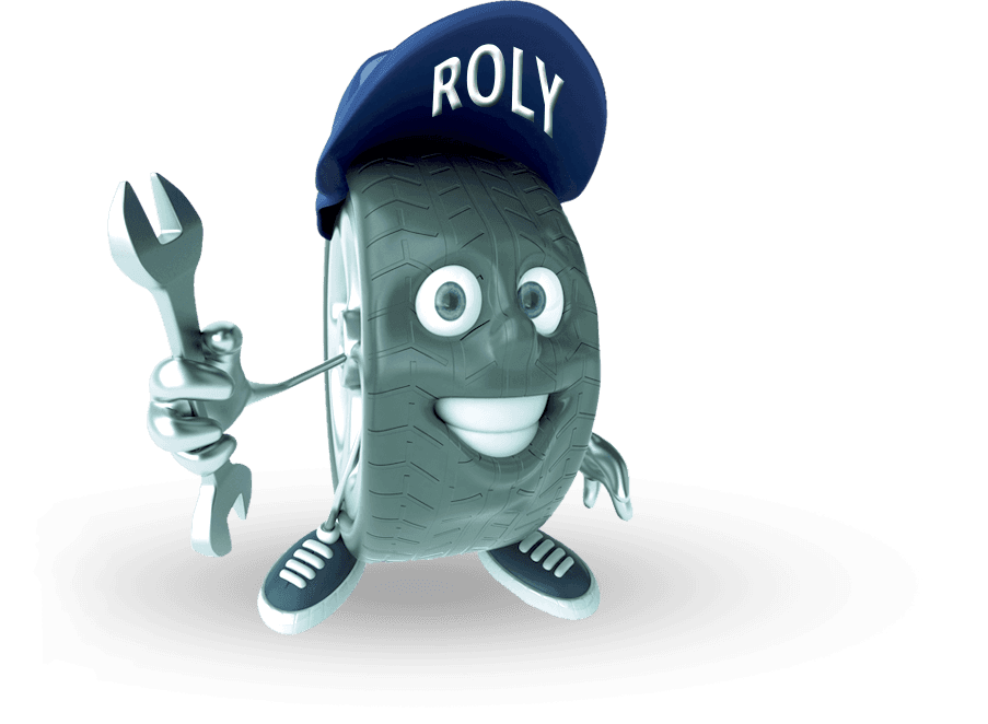 Roly the Tyre