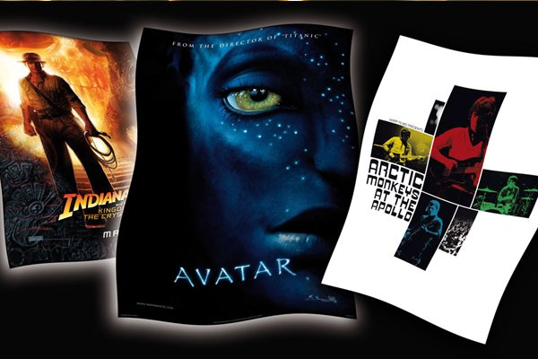 AVATAR movie graphics