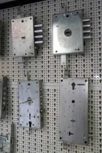 serrature per porte blindate antincendio