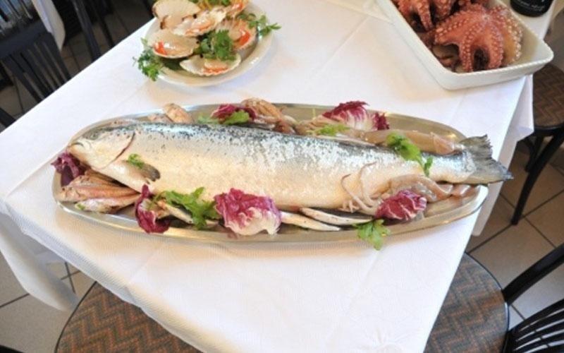 secondi di pesce novara