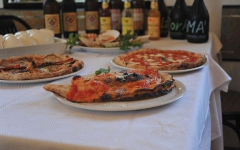 pizza napoletana novara