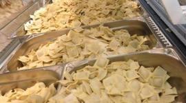 produzione artigianale tortelli, produzione agnolotti di verdure, produzione pasta con farina biologica