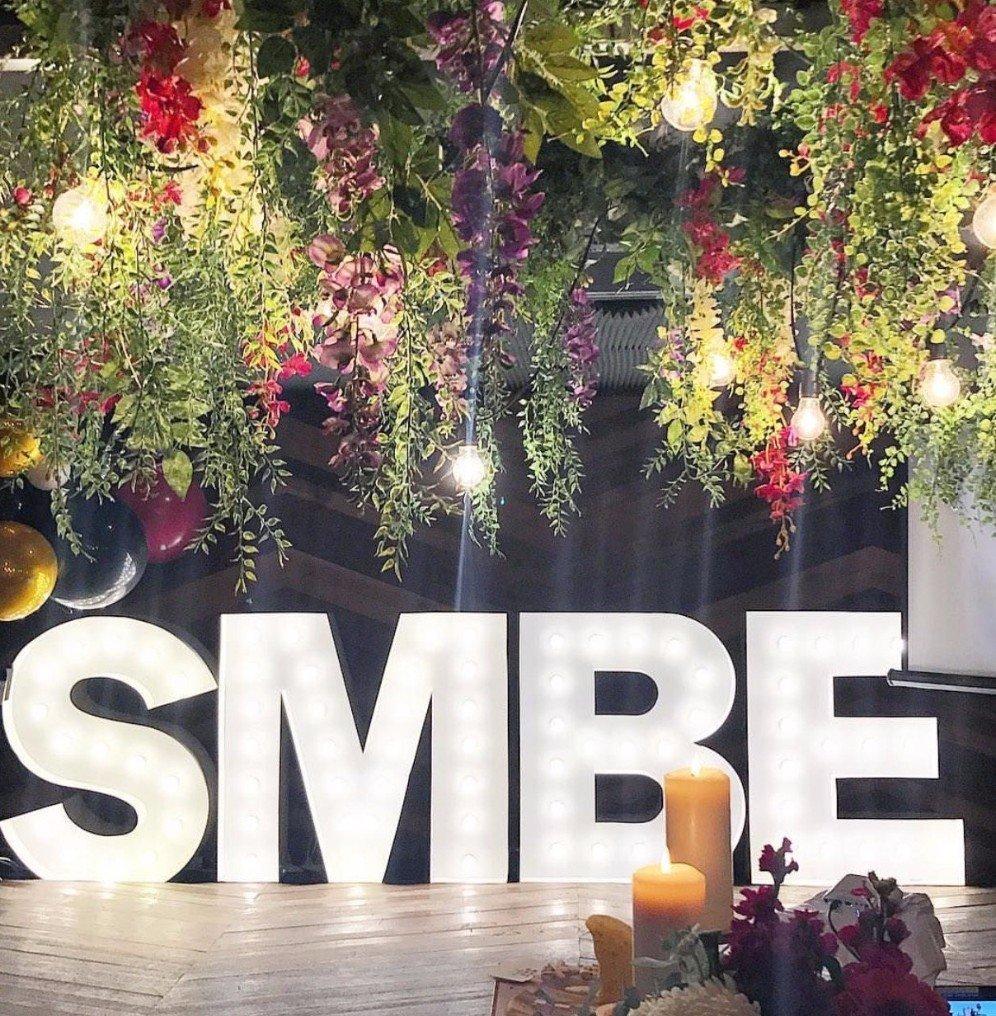 SMBE logo