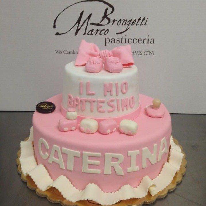 Connu Torte per Battesimo - Trento - Bronzetti Marco Paticceria BG72