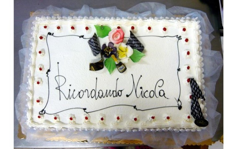 torta classica panna