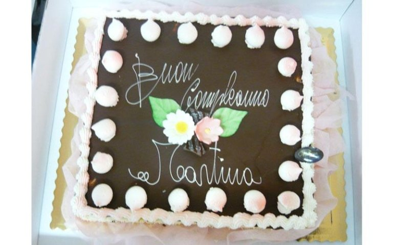 torta cioccolato nero