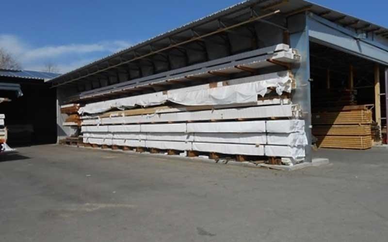 fornitura materiali edili