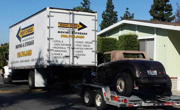 Expert transporting goods for relocation in Lake Havasu City, AZ
