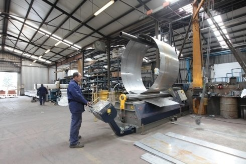 macchinari per lavorazioni di metalmeccanica
