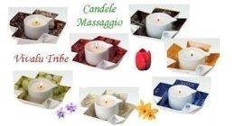 Candle Massage, Massaggi con Candele