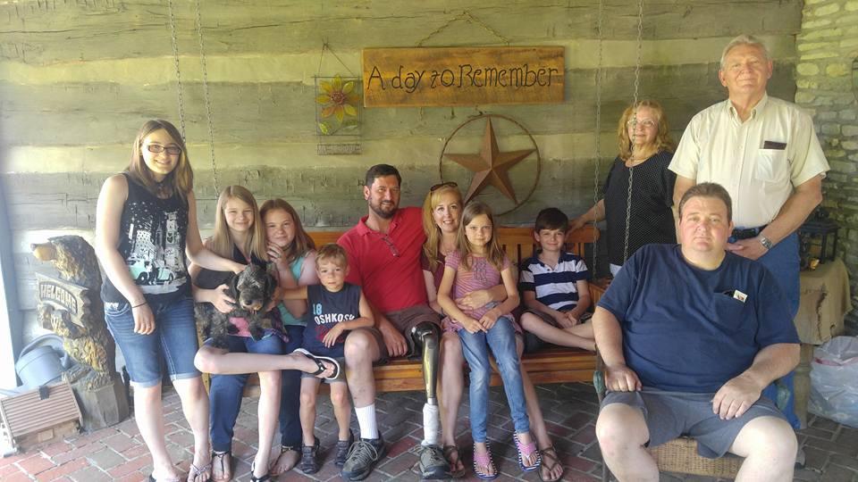 Family Reunion at Jordan Hill Farm