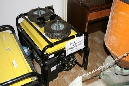 MOTOGENERATORE DUCAR DFD 6500 HT