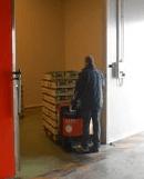 magazzinaggio e gestione merci
