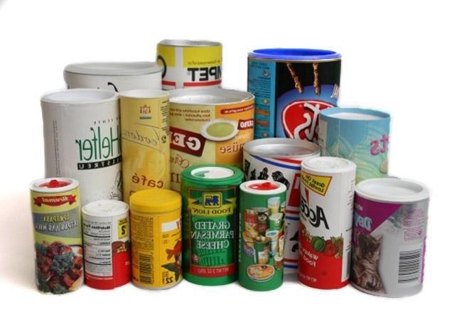 produzione cilindri in cartone personalizzati