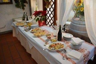 ristorante, osteria, piatti di carne, piatti di pesce