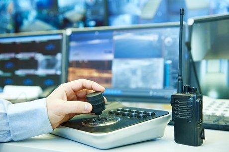 strumentazione tecnica per la vigilanza