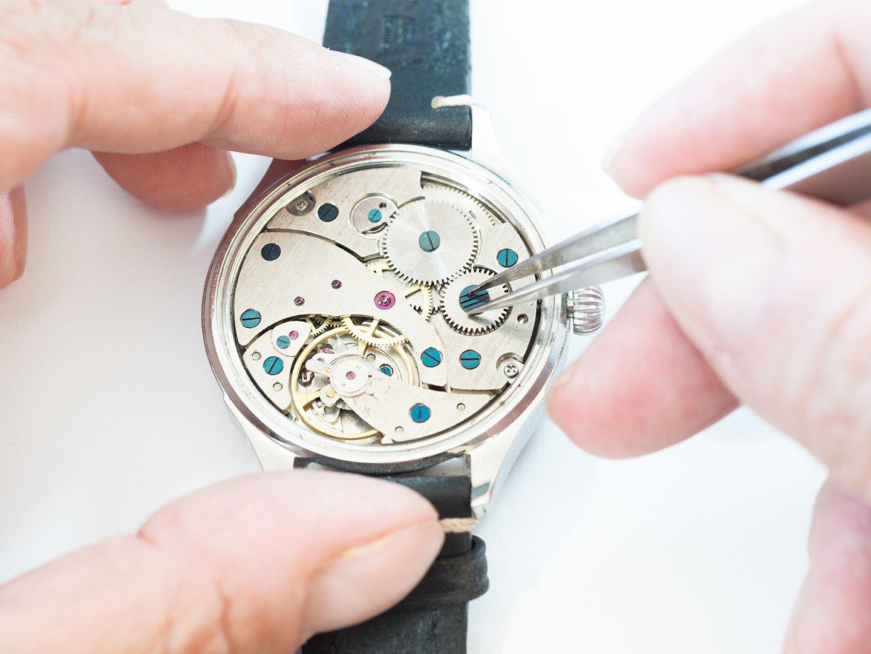 Riparazione orologio a Verona