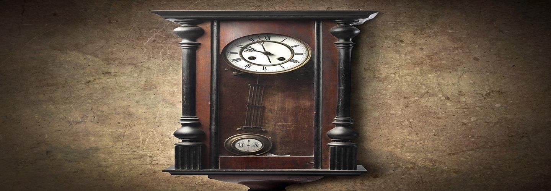 Orologio antico a pendolo a Verona