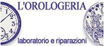 L'orologeria - Logo