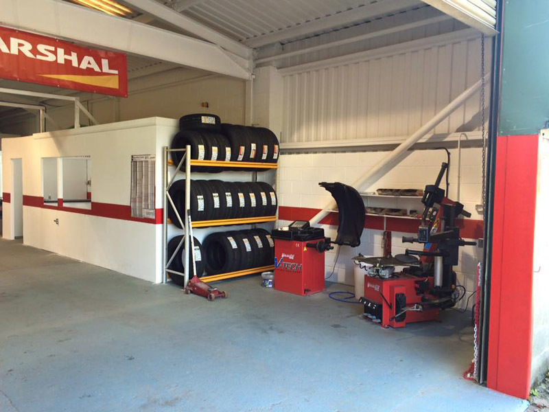 Quality tyres stock at 4x4 And More  in Huddersfield