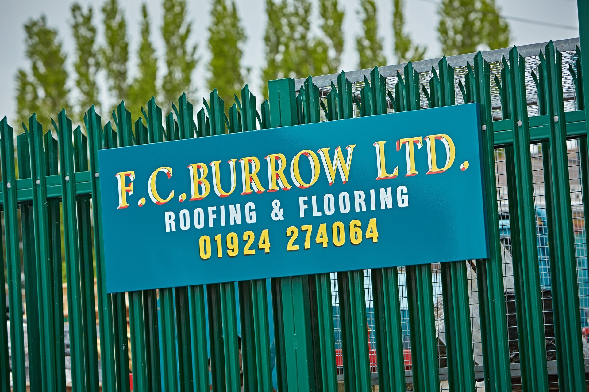 Contact Fc Burrow Ltd Wakefield Domestic Amp Commercial