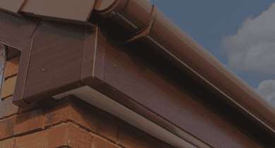 Gutters and fascias