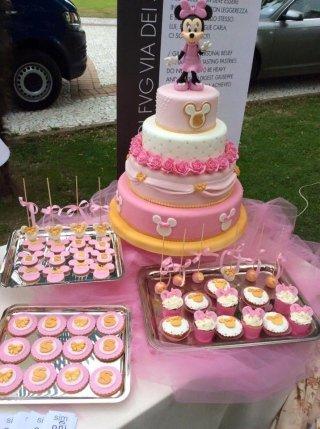Torta e dolci personalizzati