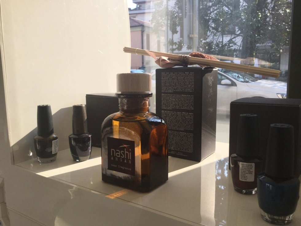 fragranza profumata olio di argan