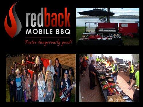 Redback Mobile BBQ