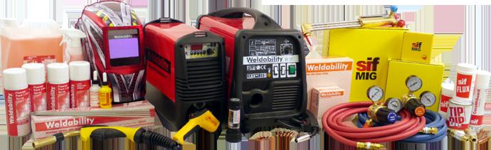 Weldability Sif Machine Tools