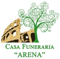 CASA FUNERARIA ARENA - LOGO