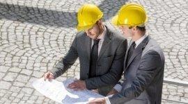 direzione dei lavori, geometri in cantiere, supervisione ai lavori edili