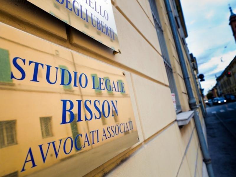 ingresso studio Bisson