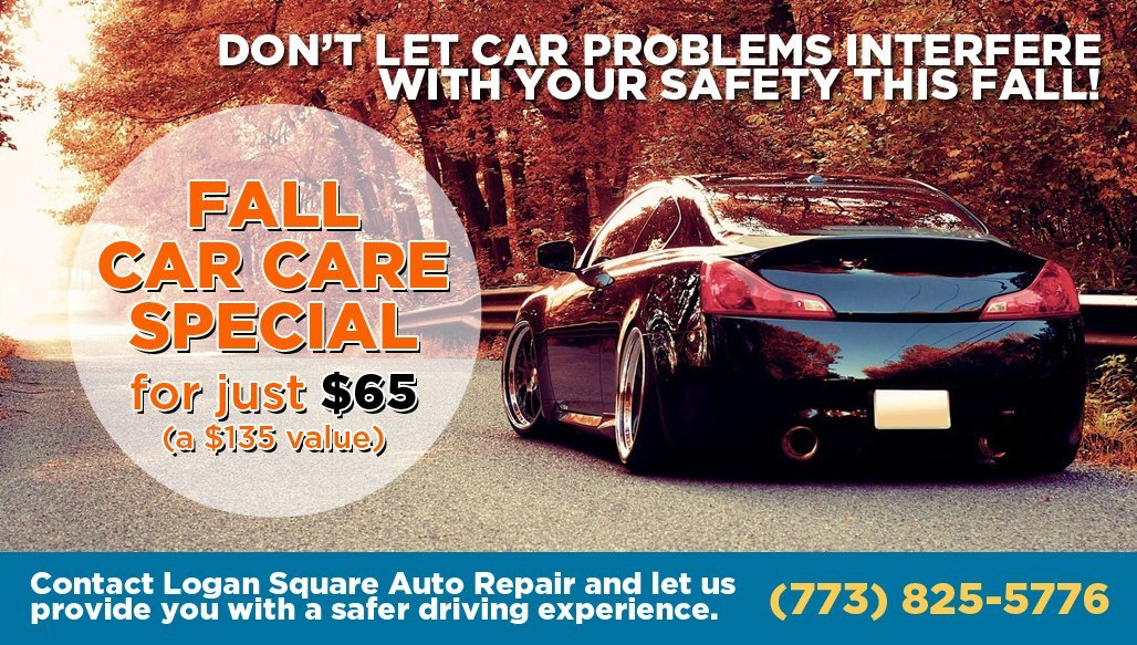 Chicago Auto Repair Road Trip Special