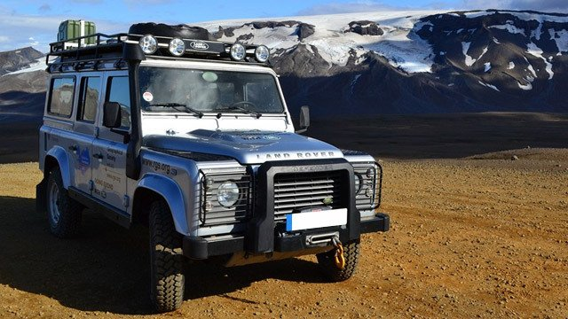 Go Beyond Glacier in a Greenhouse by Land Rover Our Planet, used under CC BY 2.0