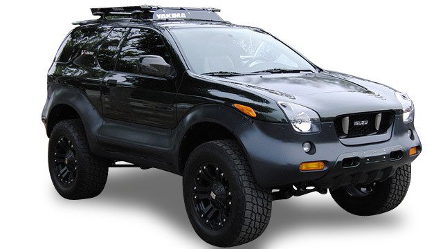Isuzu Vehicross by Phil, used under CC BY-SA 2.0