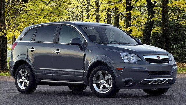 Saturn Vue 2 Mode by Michael Dorausch, used under CC BY-SA 2.0