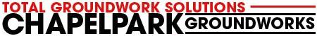 CHAPELPARK GROUNDWORKS logo