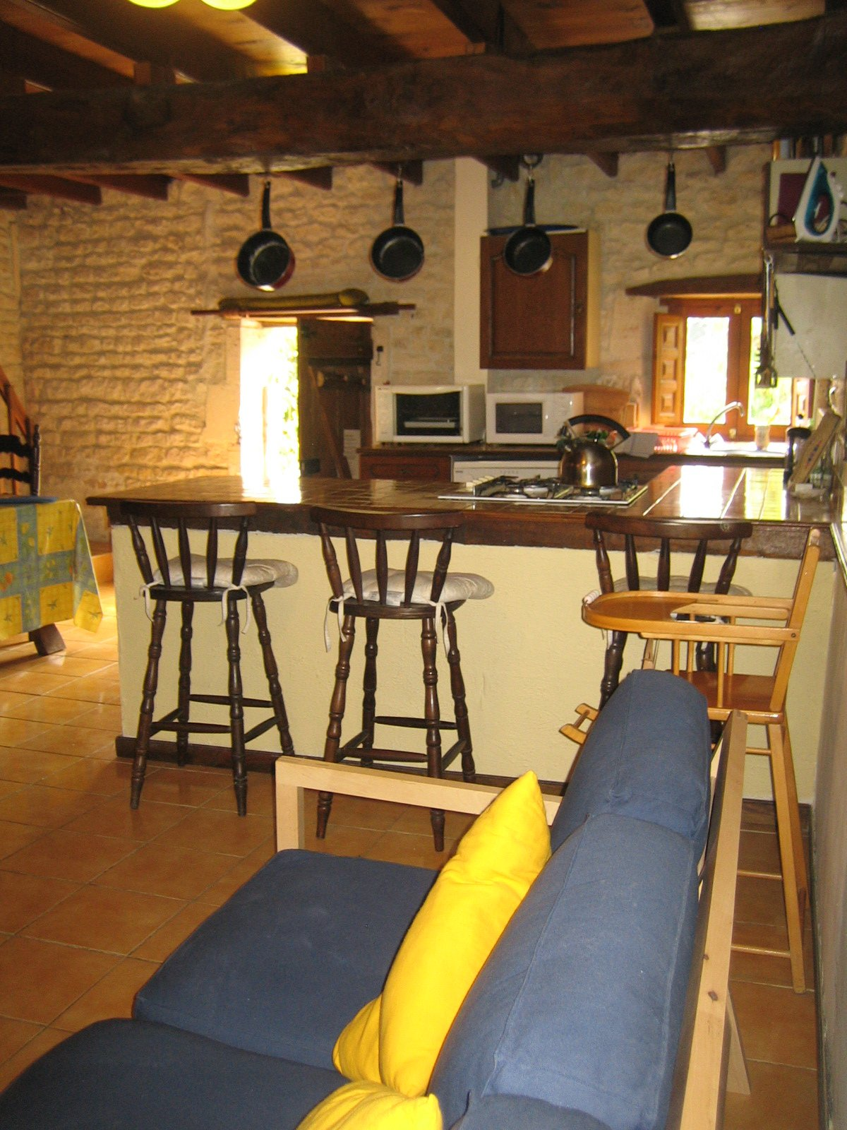 Papillon family holiday cottage France