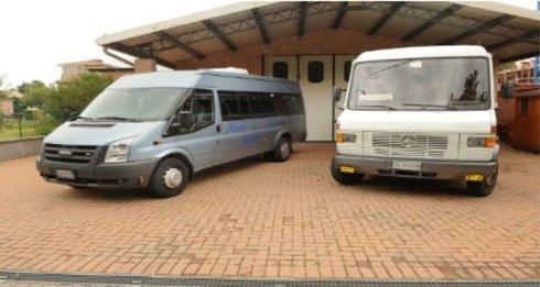 vetture e minibus