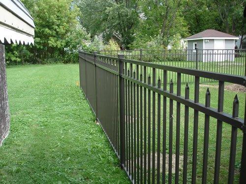 Aluminum Fence Buffalo, NY