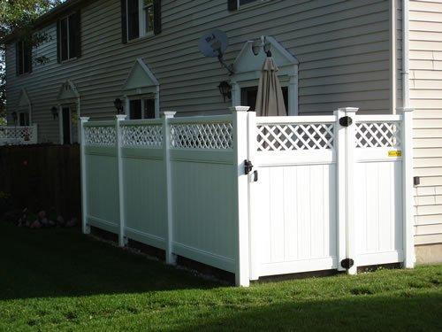 Vinyl Fences Buffalo, NY