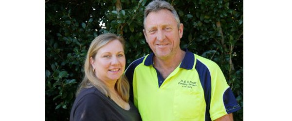 Two of our plumbers in Springwood