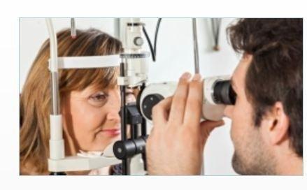 controllo aculistico
