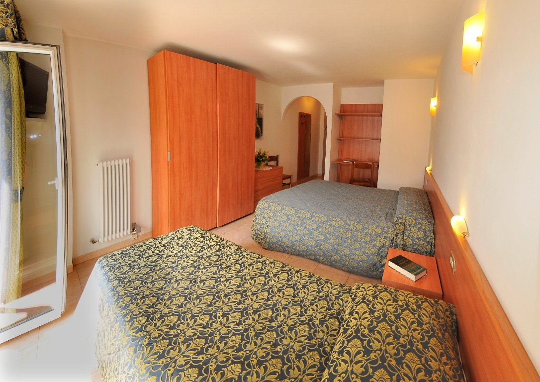 Rooms in Andalo Hotel