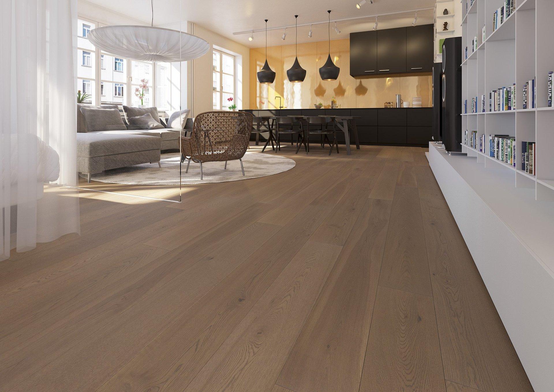 Area Pavimenti Modello Woodline + Smart XL