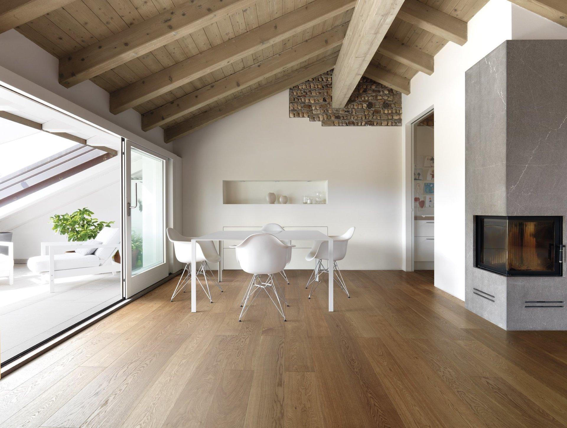 Area Pavimenti Modello Woodline + Smart